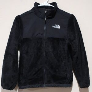 The North Face Fuzzy Denali Jacket sz M (10/12)